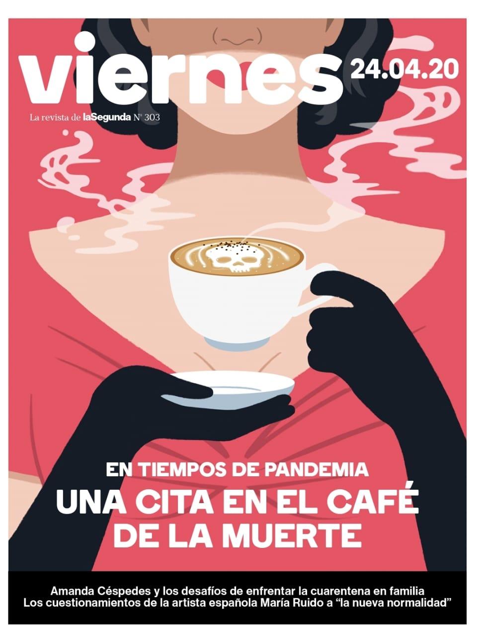 En tiempos de pandemia: Un cita en el Café de la Muerte