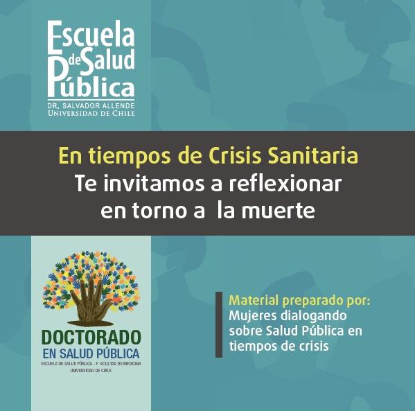 Mujeres dialogando sobre Salud Pública en tiempos de crisis